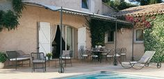 Anbaupergolen Provence | Unopiù