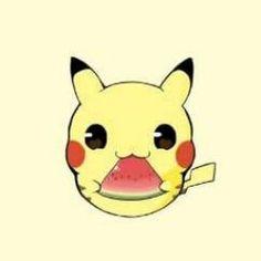 Pikachu eat watermelon Pikachu eat watermelon Related posts: Pikachu Pokemon pikachu cake tutorial, step by step how to make it from fondant. Watch i… CROCHET PIKACHU PATTERN – Amigurumi Pokemon Pdf pattern – Detective pikachu stuff toy Pokémon Pikachu Pikachu, Pikachu Mignon, Pikachu Memes, Pikachu Crochet, Cute Cartoon Drawings, Cute Disney Drawings, Cute Kawaii Drawings, Anime Kawaii, Chat Kawaii
