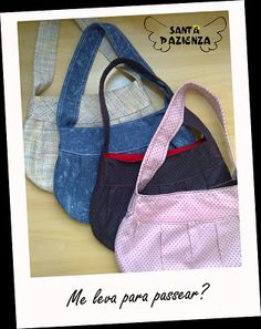 Little bags. santapazienza-rio...