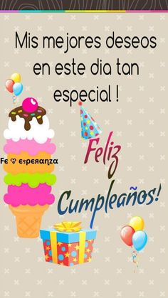 worintheout - 0 results for holiday party Spanish Birthday Wishes, Happy Birthday Wishes Cards, Happy Birthday Quotes, Birthday Greetings, Happy Brithday, Happy Birthday Girls, Happy Birthday Pictures, Birthday Images, Happy Anniversary Quotes
