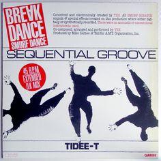 Break dance evolution in hip hop
