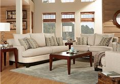 Shop for a Cindy Crawford Home Solange 4 Pc Living Room at Rooms To Go. Find Living Room Sets that will look great in your home and complement the rest of your furniture.