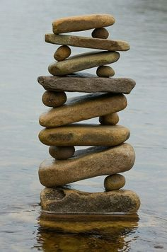60 DIY Stone Arts and CraftsWe would all surely agree that stones and rocks are fewof the most unnoticed material in the world. We'd see them everywhere; in the beach, in the forest, in the park and any random places. We don't really mind them….