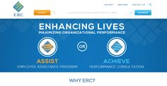 Congratulations to ERC Inc. on the launch of their brand new custom website! See the complete site here: www.ercincorp.com/ #stellarlaunches #wordpress #customwebsite