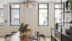 Stijlvol appartement in New York met bronzen accenten