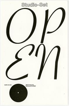Dark Side of Typography