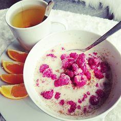 recept med mandelmjölk