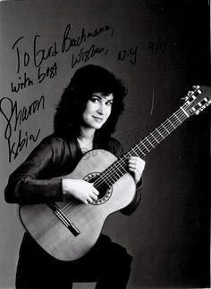 Isbin, Sharon - Signed Photo