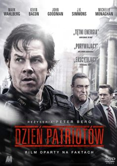 Directed by Peter Berg. With Mark Wahlberg, Michelle Monaghan, J. The story of the 2013 Boston Marathon bombing and the aftermath, which includes the city-wide manhunt to find the terrorists responsible. Streaming Movies, Hd Movies, Movies Online, Movie Tv, Hd Streaming, 2017 Movies, Watch Movies, Mark Wahlberg, Michelle Monaghan