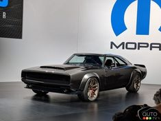 Mopar presents Hellephant engine at SEMA 2018