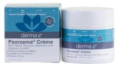 derma e Psorzema, Natural Relief for Scaling, Flaking, and Itching, 4 oz (113 g) (Pack of 2),$31.34