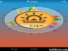 Solar Clock: Circadian Rhythm  Android App - playslack.com , Widget available on Premium pack!Do you experience different levels of sleepiness and alertness throughout the day? Would you like improve your sleep cycle? Have you ever felt poorly because of jet lag?Improve your sleep cycle, productivity and reduce jet lag with this app.Solar Clock: Circadian Rhythm syncs the Solar time with your Local time and shows important events based on Circadian rhythm. What is the Circadian Rhythm?All…