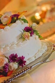 Esküvői torta inspiráció ;)