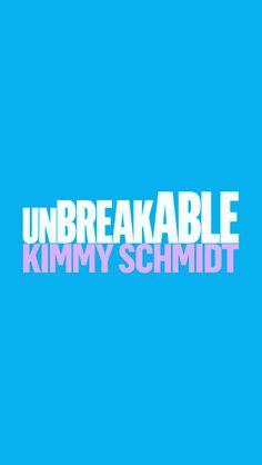 Wallpaper Lockscreen Unbreakable Kimmy Schmidt