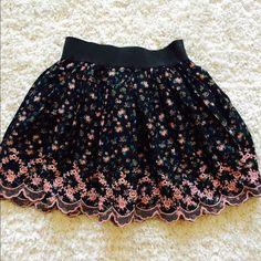 Skirt Skirt - Babydoll beauty floral feminine skirt Skirts Mini