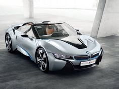 Barely a year after the unveiling of the BMW Concept, BMW i is presenting the second variant of this innovative hybrid sports car: BMW Spyder Luxury Sports Cars, Sport Cars, Bmw I8, Bmw Supercar, Bmw Concept, Bmw Autos, Nova Bmw, Lamborghini, Cars Motorcycles