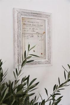 Frame with Motif (2 Styles) - Jeanne d'Arc Living