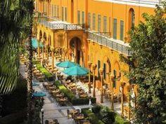 Cairo Marriott Hotel & Omar Khayyam Casino Cairo - Promenade Café