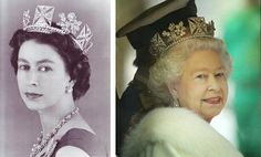 A few days ago, on the 21st of April, Queen Elizabeth had her 91st birthday! This is a great occasion to remember two of the most incredible diamond pieces she owns and she has ever worn: Her diamond tiaras!
