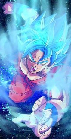 | Save & Follow | Goku • Live Wallpaper • Dragon Ball Super