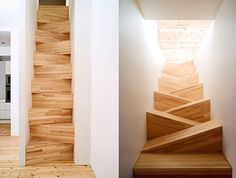 las escaleras ms originales del mundo