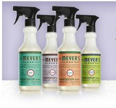 Try #Free #Samples of #MrsMeyers #Cleaning #Products-Must Be A #Mom #Ambassador