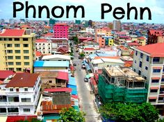 Travel tips for Phnom Pehn, Cambodia: http://www.ytravelblog.com/what-to-do-in-phnom-penh/