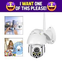 Take your security system to the next level 😱 Get instant live stream no matter where you are with the DigiEye Outdoor Wifi Camera 📸 Outdoor Camera, Home Camera, Home Gadgets, Home Safety, Security Cameras For Home, Cool Inventions, Useful Life Hacks, Diy Home Crafts, Home Security Systems