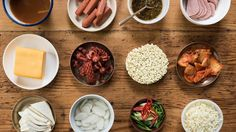 The Korean Comfort Food at the Intersection of War and Peace - http://pdx.eater.com/2017/3/3/14766448/korean-army-stew-budae-jjigae-han-oak-portland?utm_campaign=coschedule&utm_source=pinterest&utm_medium=Edacious%20-%20Food%20Talk%20for%20Gluttons