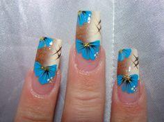 Nail Art | Spring and Summer Nails Art :: Nail Art Design From CoolNailsArt