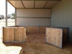 Custom Stables - Acres, Perth WA