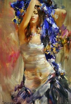 Ivan Slavinsky 1968 | Russia | Surrealist and impressionist painter