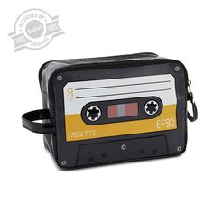 Toiletcase Cassette yellow - Balvi