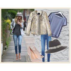Rachel Tee & Jacket by madaboutbasics