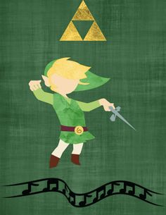 The Legend Of Zelda: The Wind Waker. My most favorite video game of all time.