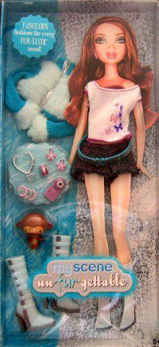 Barbie My Scene UN-FUR-GETTABLE Fabulous Fashions For Every Fur-Tastic Mood! (2006) My Scene Un-Fur-Gettable http://www.amazon.com/dp/B001I7T564/ref=cm_sw_r_pi_dp_nvH3wb0S11AZ7