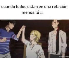 ˚₊· ͟͟͞͞➳❥『 愛は難しいです』 Ash diciendo Oni-Chan da mil años de vida. ➫ créditos a sus respectivos creadores. Manhwa, Wattpad, Otaku Anime, Yuri On Ice, Fujoshi, Read News, Anime Comics, Fandom, Anime Love