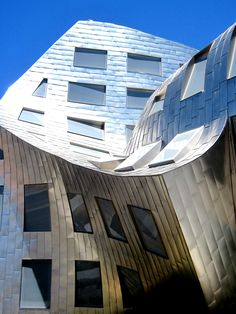 Frank Gehry, Architect. Lou Ruvo Brain Center, Las Vegas.