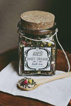 Sweet Dreams Bath Tea