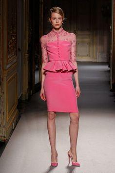 défilé Georges Hobeika haute couture printemps-été 2013