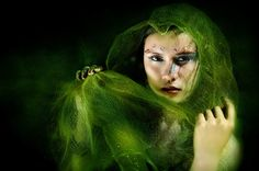 Veiled in Green