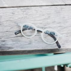 Fall head over heels for these two-tone round frames featuring a trendy keyhole bridge, spring hinge temples, and bifocal style lenses. Glasses Trends, Head Over Heels, Spring Hinge, Two Tones, What's Trending, Temples, Lenses, Eyewear, Bridge