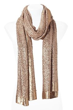 Donna Karan - love this scarf...great for the night...scarf + plain vest + jeans