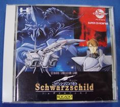 PC Engine CD Japanese : Schwarzschild http://www.japanstuff.biz/ CLICK THE FOLLOWING LINK TO BUY IT ( IF STILL AVAILABLE ) http://www.delcampe.net/page/item/id,0378111151,language,E.html