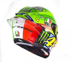 Valentino Rossi Special Helmet Mugello 2017