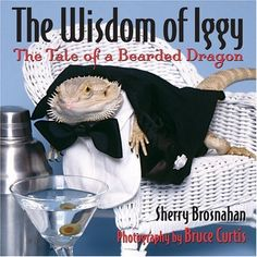 The Wisdom of Iggy: The Tale of a Bearded Dragon