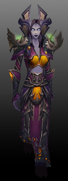 Dark Sunwell Cloth Set