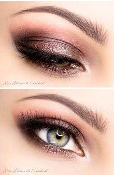 Night Makeup for Autumn