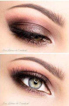 natural colors, eye colors, autumn eye makeup, beauti, bride hairstyles, makeup contouring, autumn look, eyeshadow looks, plum