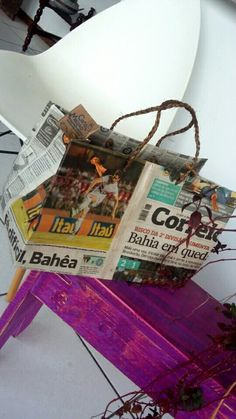 Sacolas boutique #GATOMALOKO